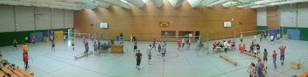 Volleyballturnier Welzheim